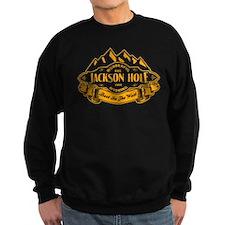 Jackson Hole Mountain Emblem Sweatshirt