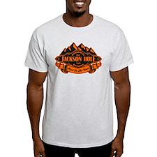 Jackson Hole Mountain Emblem T-Shirt