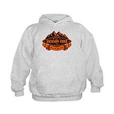 Jackson Hole Mountain Emblem Hoodie
