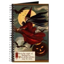 witches may be seen Journal
