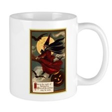 witches may be seen Mug