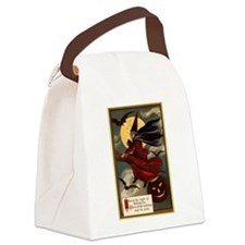 witches may be seen Canvas Lunch Bag