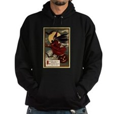 witches may be seen Hoodie