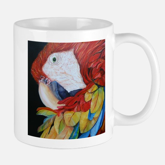 3-Scarlet Macaw.jpg Mug