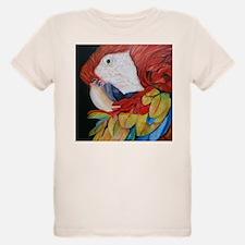 3-Scarlet Macaw.jpg T-Shirt