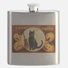 merry halloween Flask