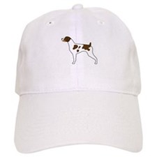 Tri-Color Brittany Baseball Cap