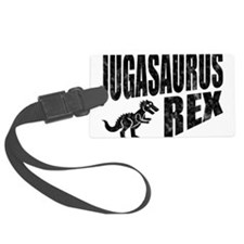Jugasaurus Rex Luggage Tag