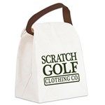 2-ScratchGreen.gif Canvas Lunch Bag