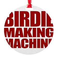 BirdieRed.gif Ornament