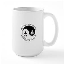Lactivist, Intactivist Mug