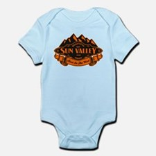 Sun Valley Mountain Emblem Infant Bodysuit