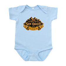 Sun Valley Mountain Emblem Infant Bodysuit