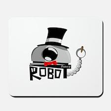 Fancy Robot Mousepad