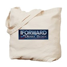 FORWARD Obama Biden 2012 Tote Bag