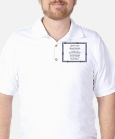 Rumour Is A Pipe Golf Shirt