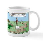 Snoring or Earthquake Mug
