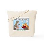 Dog Care Tote Bag