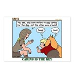 Dog Care Postcards (Package of 8)