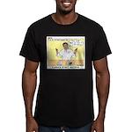 Foil Dinners Men's Fitted T-Shirt (dark)