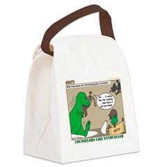Cinamatography Canvas Lunch Bag