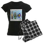 Archery Women's Dark Pajamas