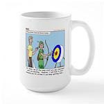 Archery Large Mug