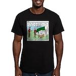 Camp Kitchen Men's Fitted T-Shirt (dark)