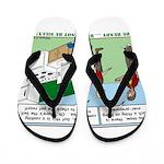 Camp Kitchen Flip Flops