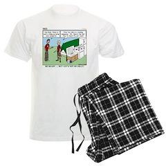 Camp Kitchen Pajamas