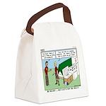 Camp Kitchen Canvas Lunch Bag