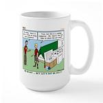 Camp Kitchen Large Mug
