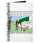 Camp Kitchen Journal