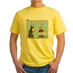 Knots Jamboree Yellow T-Shirt