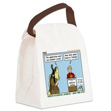 Knots Jamboree Canvas Lunch Bag