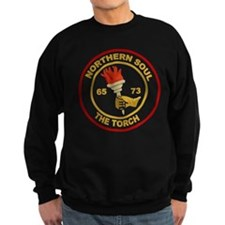 Retro Northern Soul The torch Sweatshirt