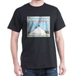 Latrine Location Dark T-Shirt