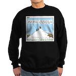 Latrine Location Sweatshirt (dark)