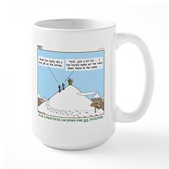 Latrine Location Mug