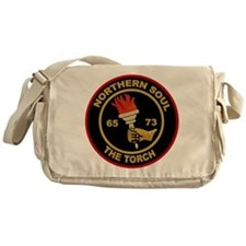Northern Soul The Torch Messenger Bag