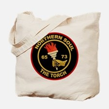 Northern Soul The Torch Tote Bag