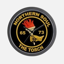 Northern Soul The Torch Wall Clock