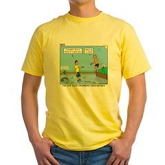 Safe Swim Yellow T-Shirt