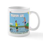 Safe Swim Mug