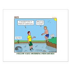 Safe Swim Posters