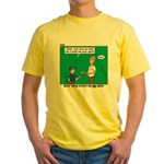 Derby Dad Yellow T-Shirt