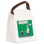 Derby Dad Canvas Lunch Bag
