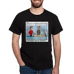 Winter Campout Dark T-Shirt