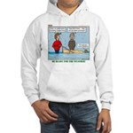 Winter Campout Hooded Sweatshirt