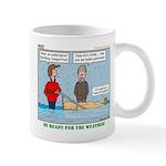 Winter Campout Mug